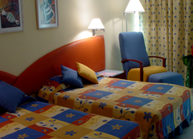 Hotel Tuxpan Varadero Rooms